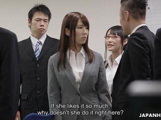 New Office Lady Yui Hatano Yoshimi Saaya scene2 hd