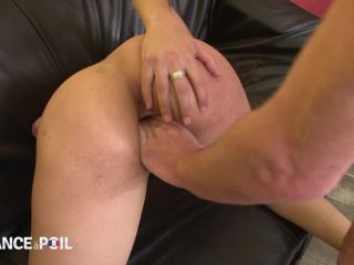 Lafranceapoil_com - French brunette gets slammed in the ass