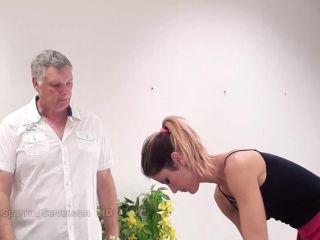 Candy 0418 - Strictly Spanking, BDSM, Pain Video