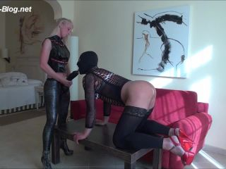 Arse Fuck Slave ! Take The Monster Deep – LadyKacyKisha