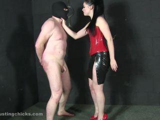 BallBustingChicks — Lady Sophia Black — Ruthless Mistress accepts no excuse!