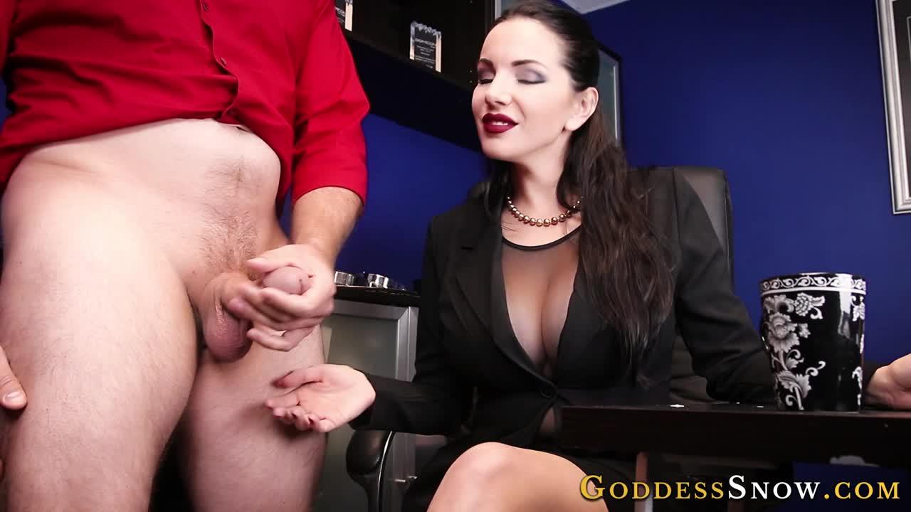 Mistress T Handjob Gloves