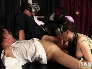 Swinger fun in germany with stepmom