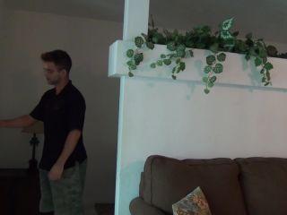 The cock sucking horny busty tutor