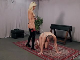 Cruel Mistresses – Mistress Anette – Spinning head