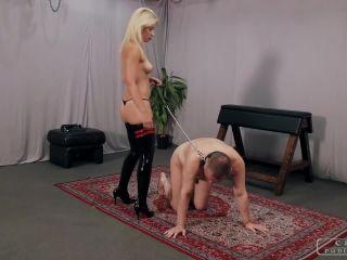 Cruel Mistresses – Mistress Anette – Spinning head