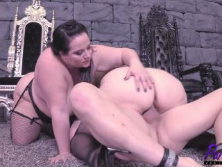 Pure-BBW presents Jessica Lust & Lila Lovely – BBW goddesses get pleasure from their slave