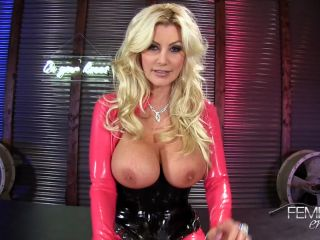 Jerk Off Instruction – VICIOUS FEMDOM EMPIRE – Play A Game With Me Starring Mistress Brittany Andrews