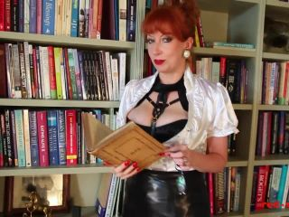 Video Lusty Librarian