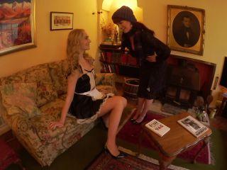 Maid Mistress Hogtied Together - Ariel Anderssen