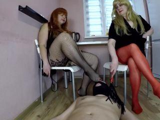 Mistress Annalise - BBW Shit Feeding [FullHD 1080P] - Screenshot 1