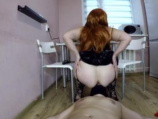 Mistress Annalise - BBW Shit Feeding [FullHD 1080P] - Screenshot 2