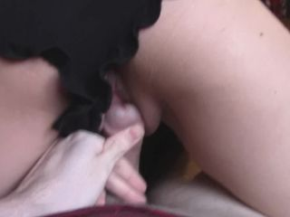 Cock Throbbing Creampie