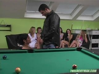 Group 6096-lucky pool instructor