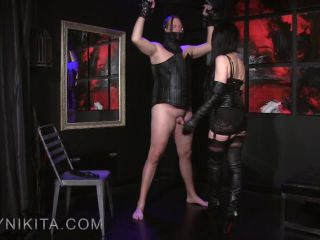 Female Domination – Mistress Nikita FemDom Videos – Obey Nikita – Punished, Stretched & Fucked Part 1