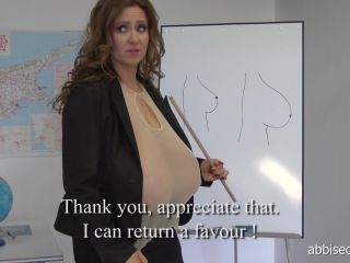 Big tits 439-Your School Mistress Breasts