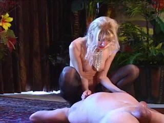 Online porn Mistress Karin - Mistress' ass licker - Handjob