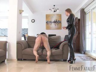 Caning – FemmeFataleFilms – Remember What You Are – Complete Film – Domina Hades - women spanking men - fetish porn bdsm masturbation