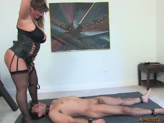 Porn online Ambers Dungeon – Mistress Alixs Ass Licker. Starring Mistress Alixs femdom
