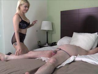 lady kate femdom Tease & Denial – Tiny Chaste – Chastity Training – Taste Of Freedom, teasing on fetish porn