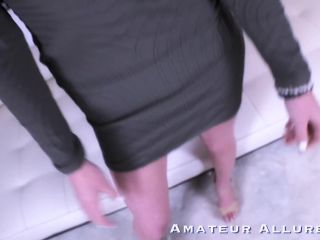AmateurAllure presents Alex Blake Returns to Amateur Allure to Suck Cock, Fuck and Swallow Cum
