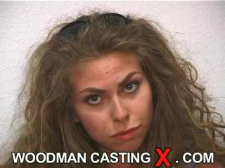 Gwendoline on Woodman casting X