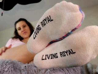 Online tube Princess Meggerz - Privileged Foot Boy - Footworship