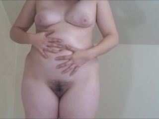 Booty4U - Oiled Up Fat Belly Button