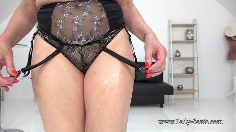 Lady Sonia - Strip Off My Underwear As You Wank [FullHD 1080P]