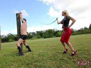 Female Domination – ClubDom – Mistress Dahlia Whips Her Pony Bitch
