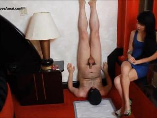 Asian Goddess – Play With Amai – Crawl The Wall and Eat Your Shame