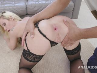 Barbie Sins is Back Vs Tony with 3 Guys Pissing Balls Deep Anal, Gapes, Pee Drink and Swallow GL347
