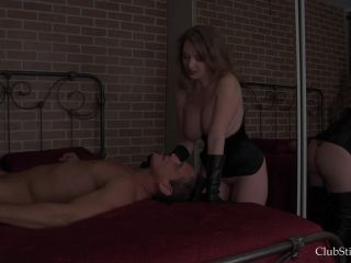 ClubStiletto – Mistress T – The Right time to Sit on your face is whenever I want to Sit on your face