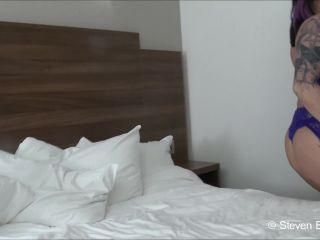 b1ackwood – Girlfriend arranges filthy surprise 3som