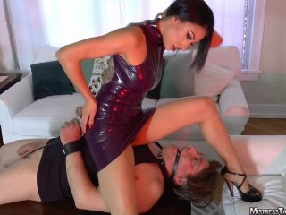Humiliation – Mistress Tangent – Slimed