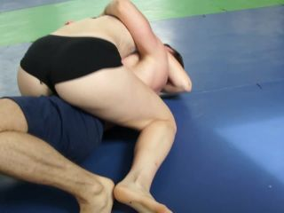Mixed Wrestling Zone – Raella vs. Steven – Yield to the Czech Valkyrie!!