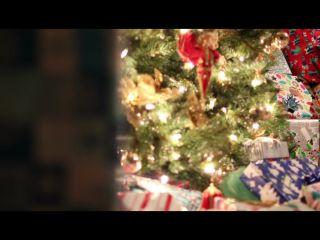 Mom And Sons Magical Christmas