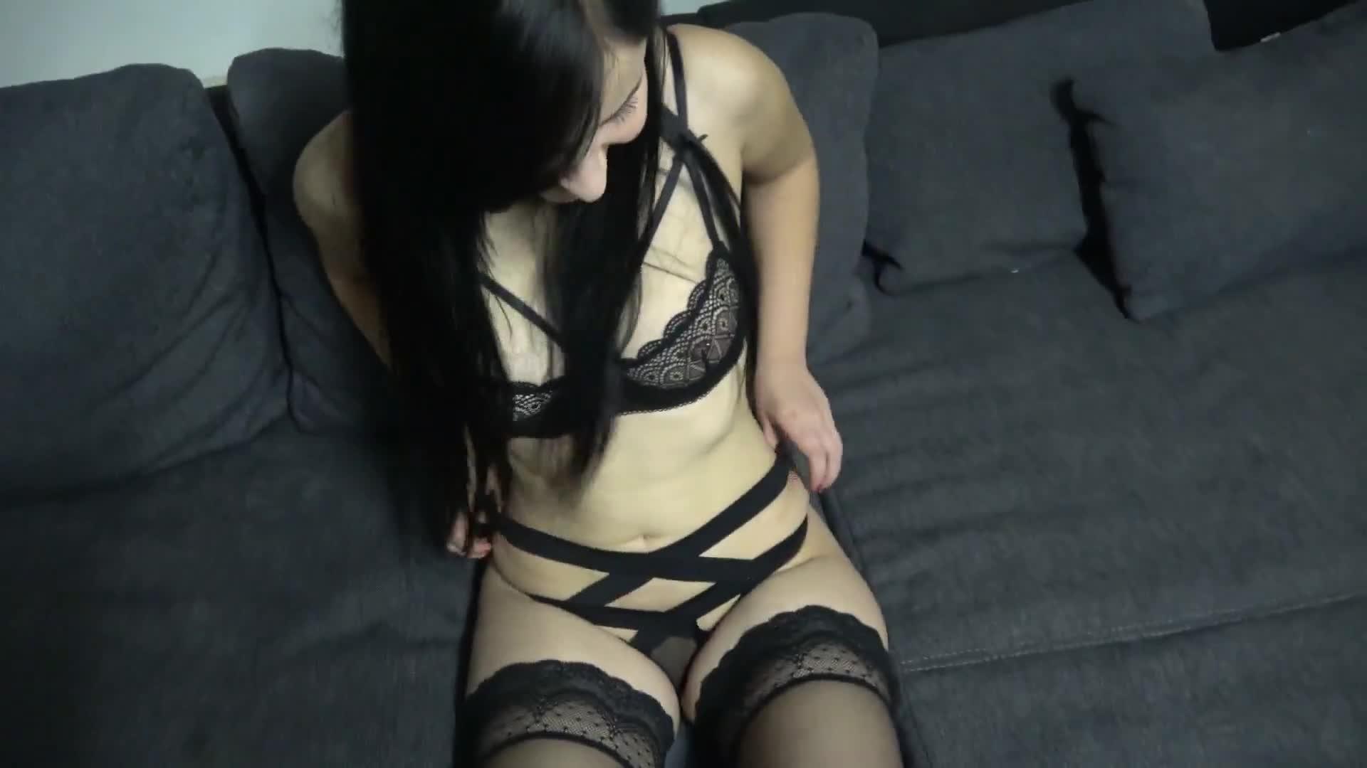 dick kurvige big ass panties