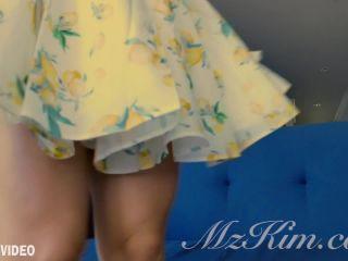 Mz. Kim, Asian Provocateur – Step-Mommy's Good Foot Boy