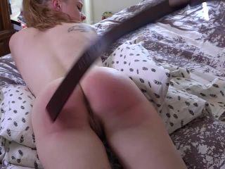 MILF Maintenance- Nude Spanking Stevie Rose
