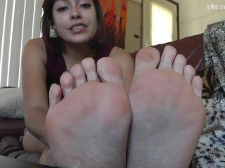 Clips4sale – Anais Jolie – Jerk Off To My Stinky Feet