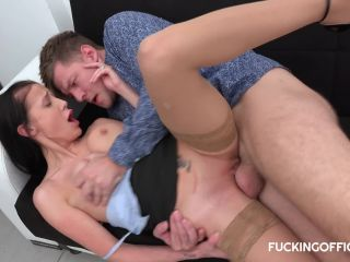 FuckingOffice presents Nicole Love in NICOLE LOVE FUCKED AT THE OFFICE —