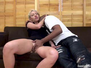 Cuckolding – Cum Eating Cuckolds – Sophia Grace Black On Blonde