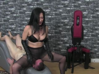 Vancouver Kinky Dominatrix – Less Oxygen More Adrenaline  on big ass nylon stocking fetish