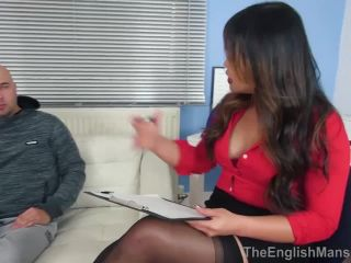 The English Mansion presents Astro Domina & Mistress Lola Ruin in Husband Therapy