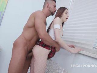 Alita Angel – (LegalPorno) – Manhandle Rough Sex Balls Deep Anal, Gapes, DAP and Facial GIO1392, 4on1, 540p, 2020   4on1   rough sex