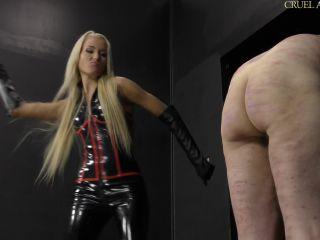 Cruel Mistresses - Mistress Ariel - Extreme Caning Session II (1080 HD) | femdom | fetish porn
