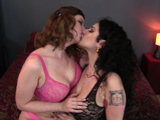 Arabelle's Busty Playground – Arabelle And Cherry Share a Big Cock