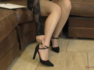 blonde big ass amateur Mean Bitches – Victoria Voxxx POV Slave Orders 2, meanworld on masturbation
