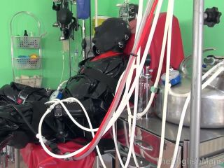 TheEnglishMansion – Super Suction Suit – Complete Movie. Starring Mistress Sidonia on handjob foot fetish rule 34